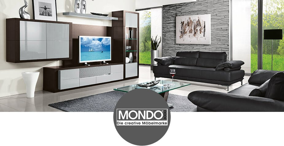 mondo m bel gro e auswahl top preise. Black Bedroom Furniture Sets. Home Design Ideas