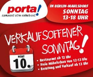 Porta Mobelhaus Berlin Mahlsdorf Einrichtungshaus Porta