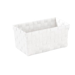 Kleine Wolke Accessoire Box BRAVA Weiß 21,5 x 9,5 x 11,0 cm