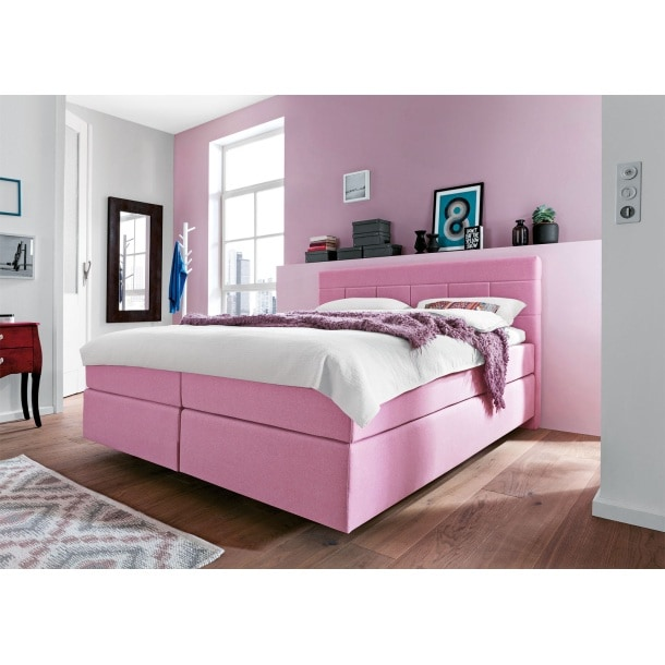 bett rosa free bett rosa with bett rosa cheap parisot biotiful teilig bett und dekor wei rosa. Black Bedroom Furniture Sets. Home Design Ideas