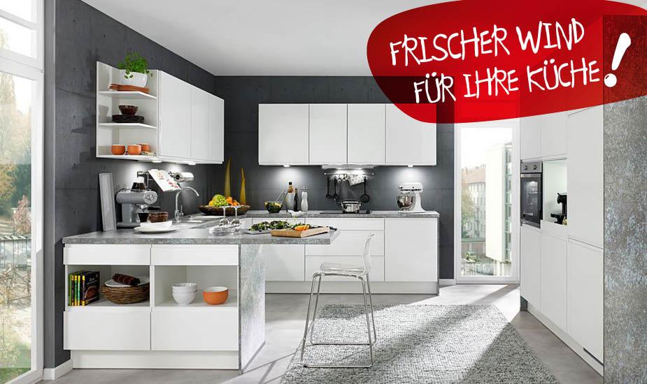 Küchen & Bar » Küchenmöbel kaufen | porta! Shop