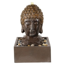 Indoor /Outdoor Brunnen BUDDHA 56 cm