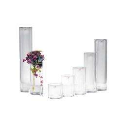 Sandra Rich Vase CYLI 10/20 cm klar