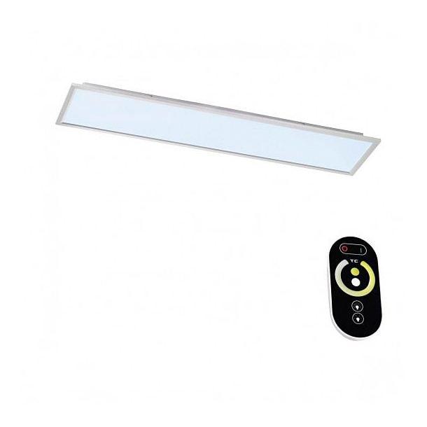 wofi led deckenlampe deckenpaneel liv 120x30 porta null. Black Bedroom Furniture Sets. Home Design Ideas
