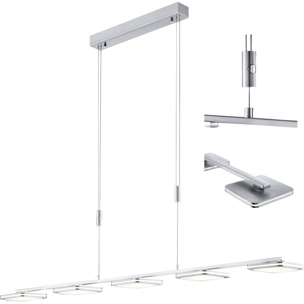 BANKAMP LED Pendellampe MERCURY Lichtpanels Bild 1