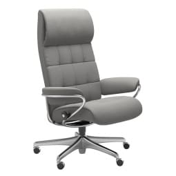 Stressless Chefsessel LONDON silvergrey
