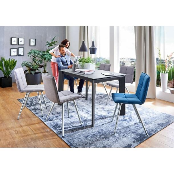 casavanti stuhl stylo grau porta m bel online kaufen. Black Bedroom Furniture Sets. Home Design Ideas