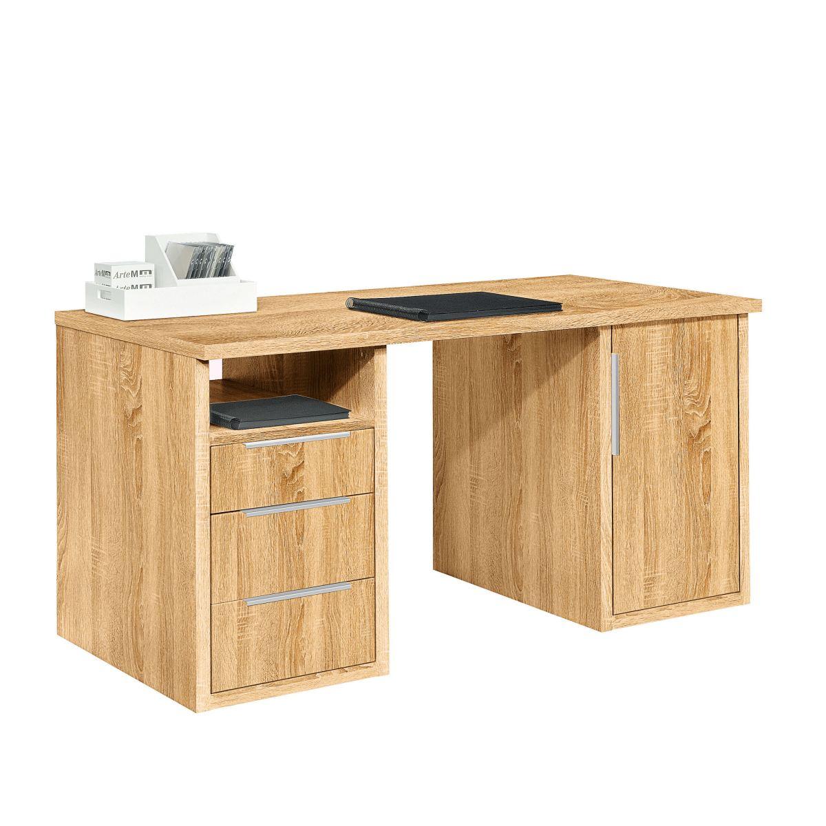 Schreibtisch aus eiche porta porta onlineshop for Porta online shop