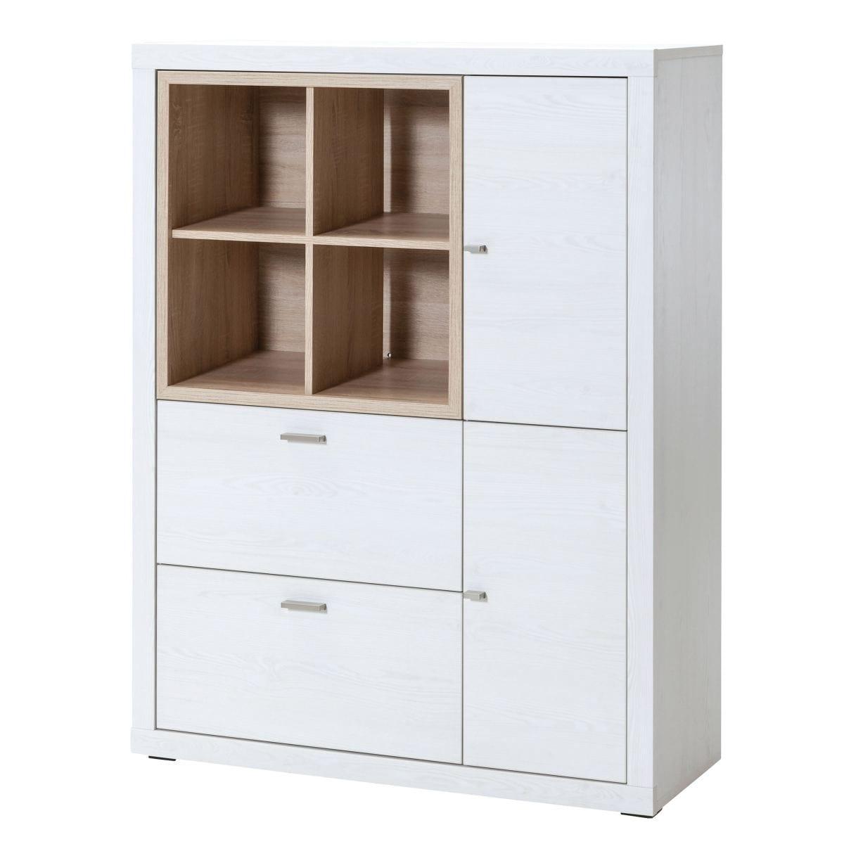 stauraumelement tio you im attraktiven zwei farben look. Black Bedroom Furniture Sets. Home Design Ideas