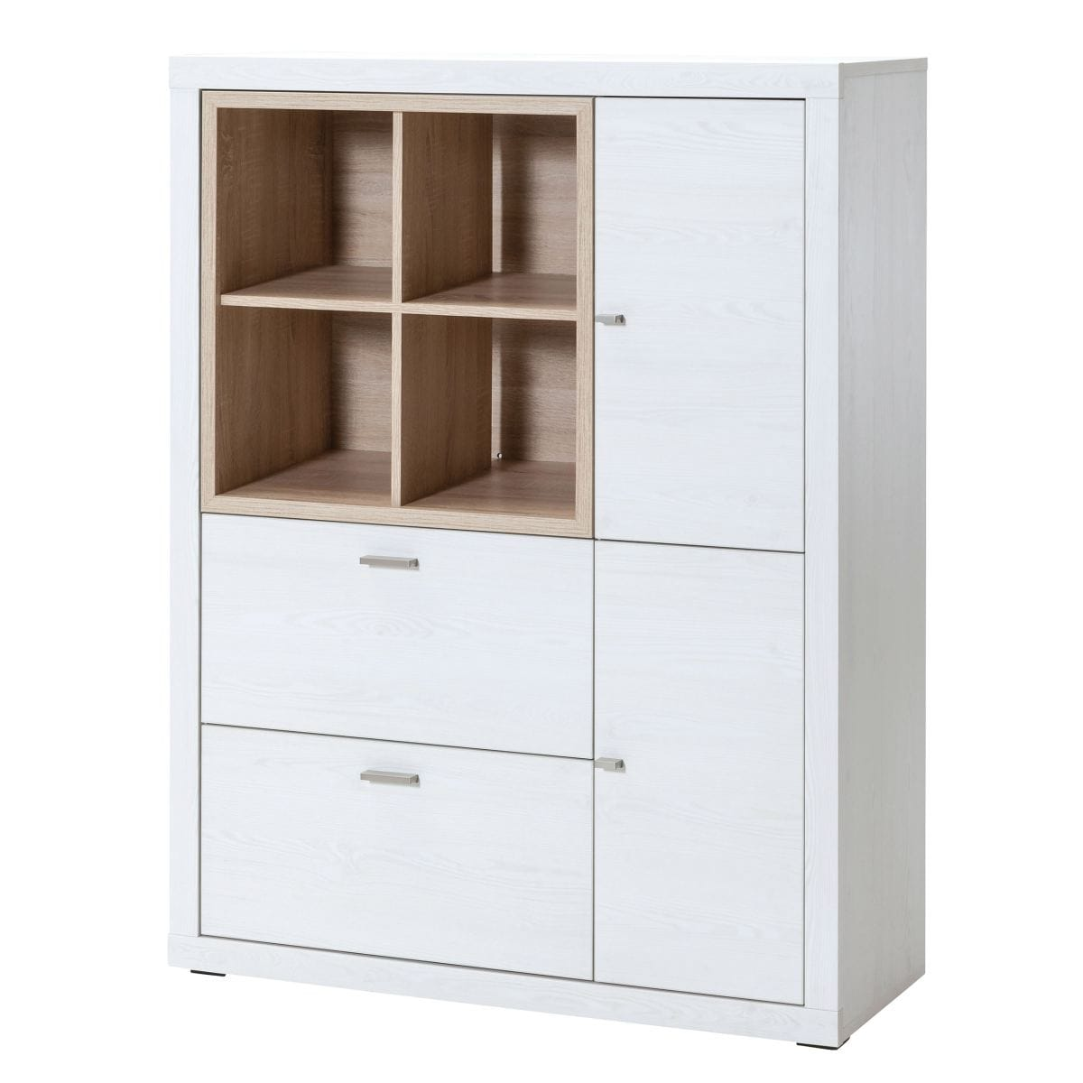 stauraumelement tio you im attraktiven zwei farben look porta. Black Bedroom Furniture Sets. Home Design Ideas