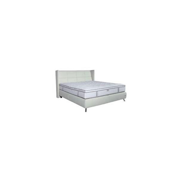 joop bett lederbezug senf porta porta onlineshop. Black Bedroom Furniture Sets. Home Design Ideas
