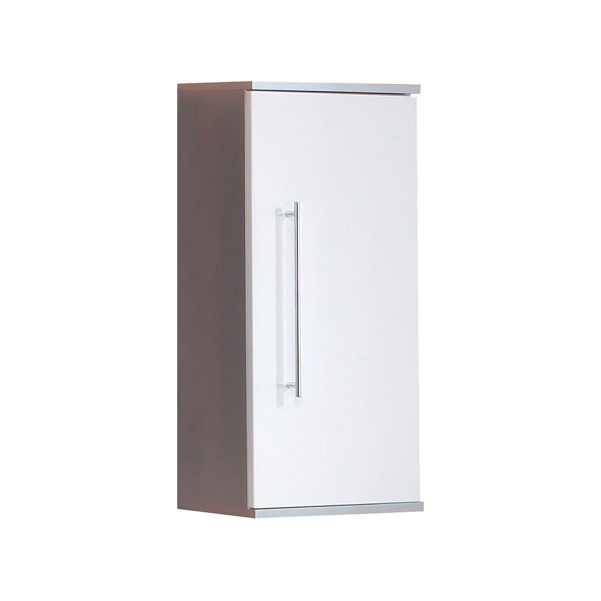 Oberschrank mdf wei hochglanz ca 32 5 x 73 5 x 21 cm for Porta online shop