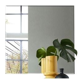 vito Wandspiegel KAYTO 80 x 80 cm Glas