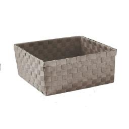 Kleine Wolke Accessoire Box BRAVA Platin 23,0 x 10,5 x 23,0 cm