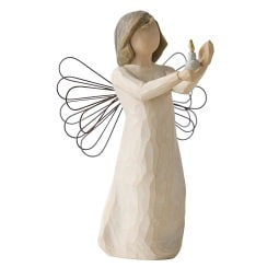WILLOW TREE by enesco Dekofigur ENGEL DER HOFFNUNG Angel Collection