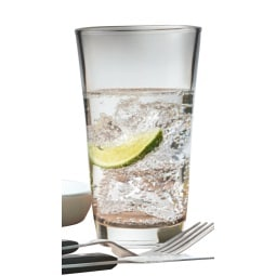 6er Set Glas SELECTION je 240 ml basaltograu