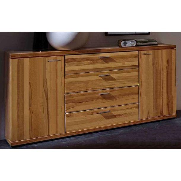 sideboard hamburg eiche natur porta porta m bel. Black Bedroom Furniture Sets. Home Design Ideas