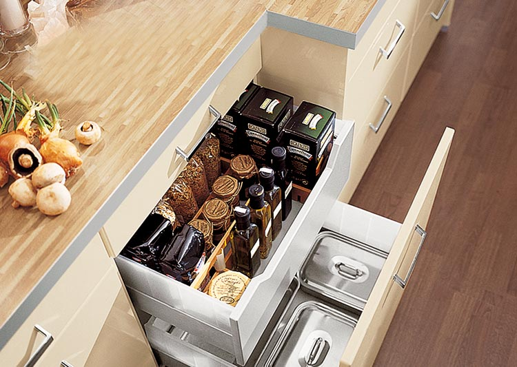 Ordnungssysteme - porta Küchenwelt