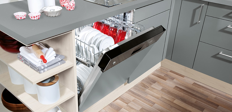 Geschirrspüler spülmaschinen porta möbel küchenwelt