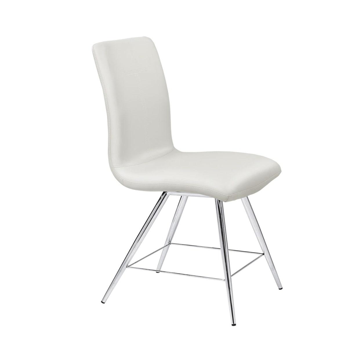 stuhl lederlook beige porta m bel online kaufen. Black Bedroom Furniture Sets. Home Design Ideas