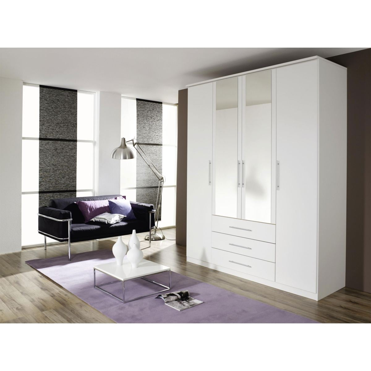 kleiderschrank integra porta porta onlineshop. Black Bedroom Furniture Sets. Home Design Ideas