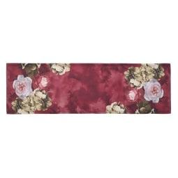 GÖZZE Tischläufer ABILENE 40 x 140 cm rot