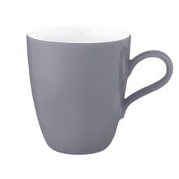Seltmann Weiden Tasse FASHION ELEGANT 400 ml Porzellan grau