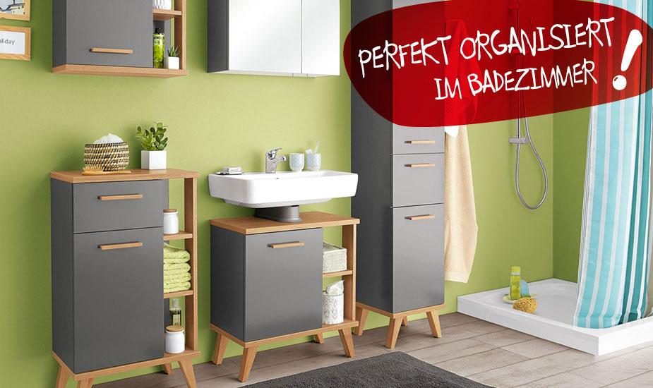 Waschbeckenunterschränke kaufen » Bad | porta! Shop