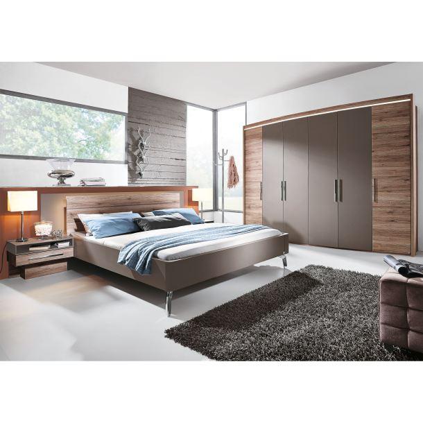 Mondo Schlafzimmer Casante Eiche Fango | Porta!, Schlafzimmer