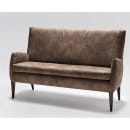 set one by Musterring 2-Sitzer Sofa  Stone ca. 160 x 107 x 68 cm