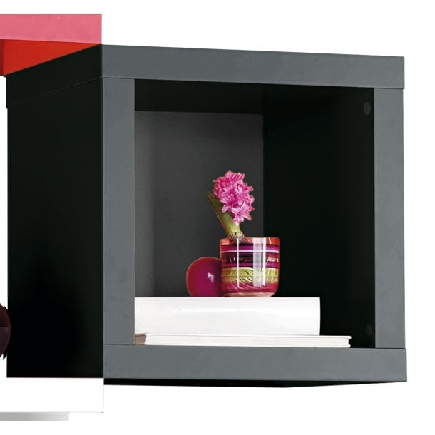 box thekla schwarz ca 44 x 46 x 35 cm porta null. Black Bedroom Furniture Sets. Home Design Ideas