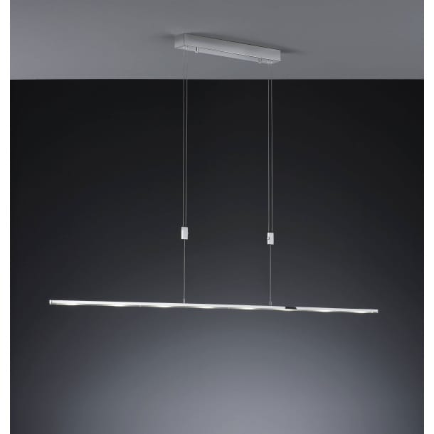 BANKAMP LED Pendellampe SLIM in Chrom