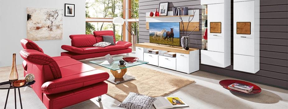 möbel online shop » wohnbereiche | porta!