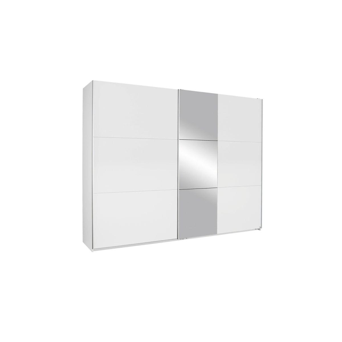 phill hill kleiderschrank chrono alpinwei ca 261 x 210 x 58 cm porta. Black Bedroom Furniture Sets. Home Design Ideas