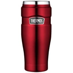 THERMOS by alfi Thermobecher 470 ml STAINLESS KING Cranberry Rot