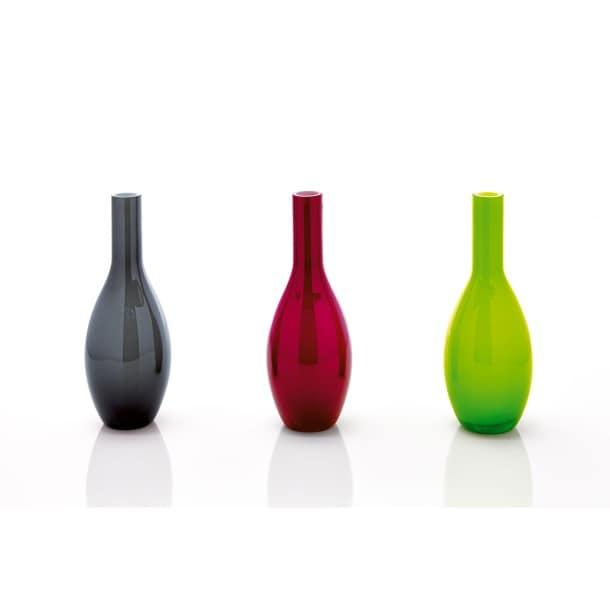LEONARDO Vase BEAUTY 18 GrauBild 2