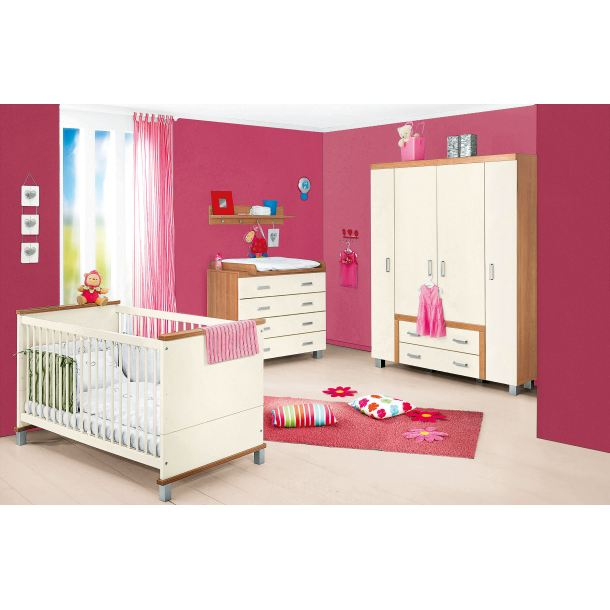 babyzimmer aus havanna kirsche porta porta m bel. Black Bedroom Furniture Sets. Home Design Ideas