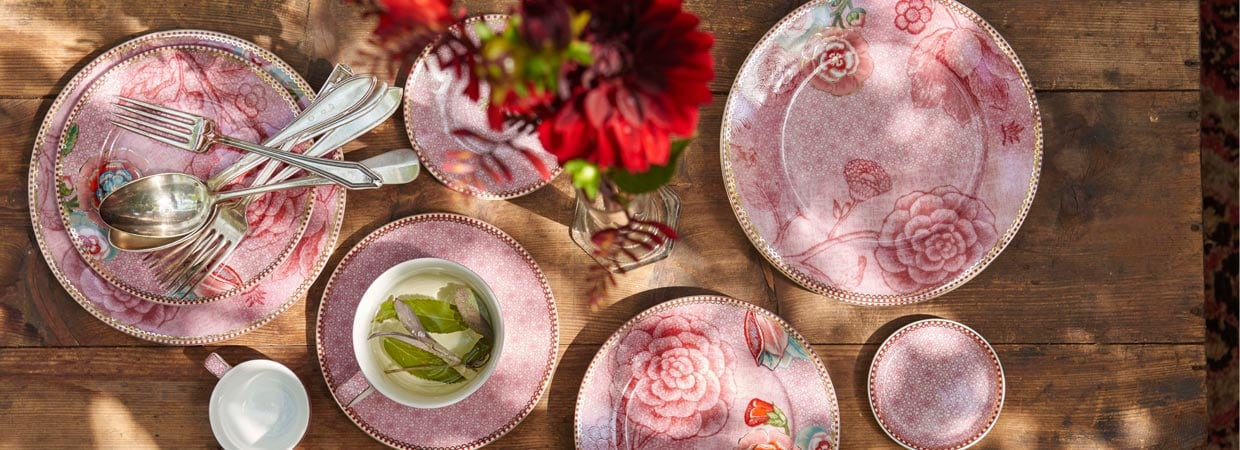 Pip Studio Geschirr Floral Collection