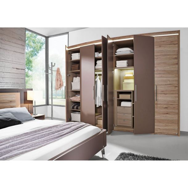 mondo schlafzimmer casante eiche fango porta null. Black Bedroom Furniture Sets. Home Design Ideas