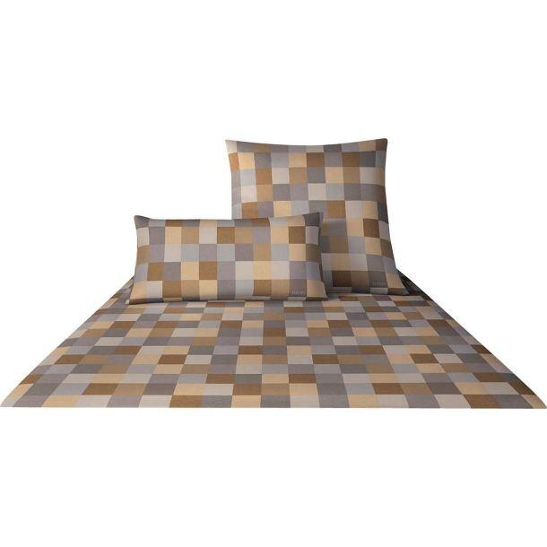 joop designer bettw sche mosaik muskat 135 x 200 cm porta. Black Bedroom Furniture Sets. Home Design Ideas