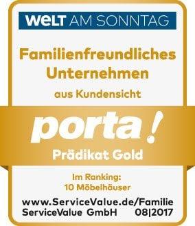 Welt am Sonntag Prädikat Gold