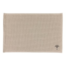 JOOP! Badteppich CORNFLOWER SINGLE 70 x 120 cm beige