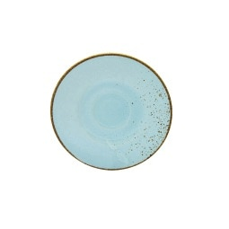 CREATable Untertasse NATURE COLLECTION balticblau