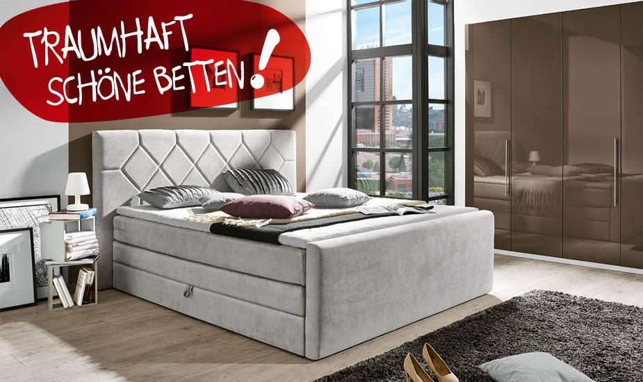 Betten kaufen » Große Auswahl | porta! Online Shop