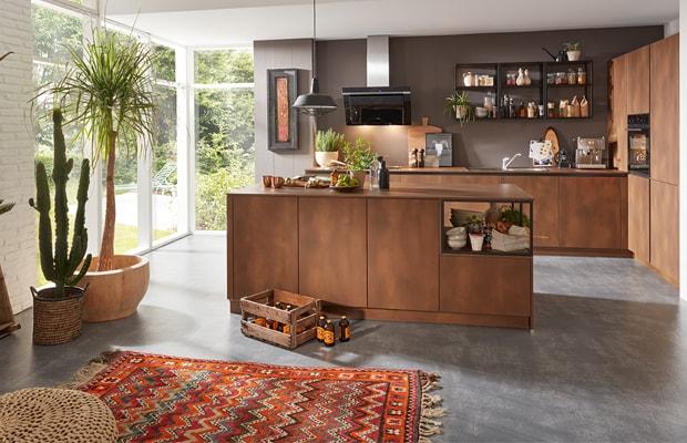 Einbauküchen  Einbauküche & Küche mit Elektrogeräten | Küchenwelt