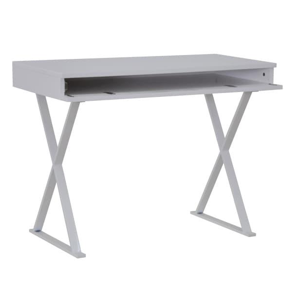 computertisch wei ca 100 x 75 x 50 cm porta null. Black Bedroom Furniture Sets. Home Design Ideas