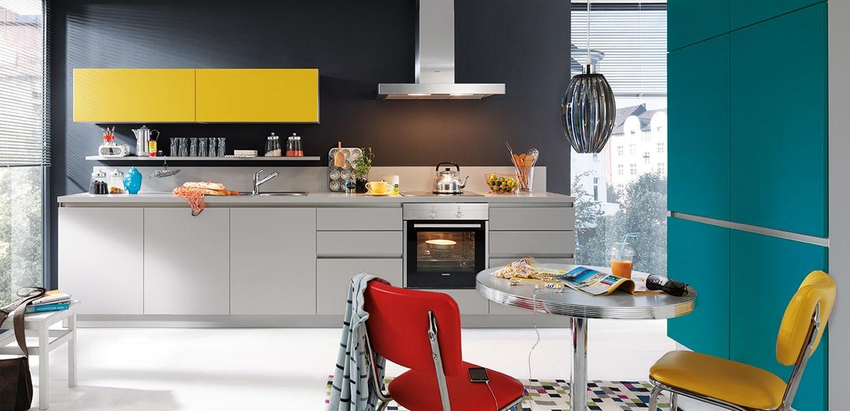 k chenzeilen minik chen porta m bel k chenwelt. Black Bedroom Furniture Sets. Home Design Ideas