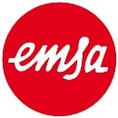 emsa Salatbesteck VIENNA Orange