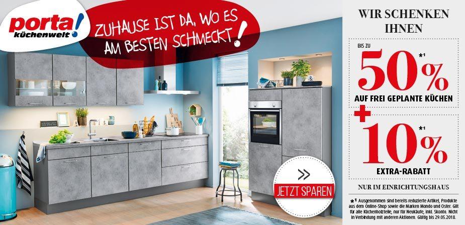 Kuchentrends Kuchenmobel Porta Mobel Kuchenwelt