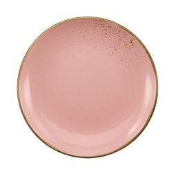 CREATable Dessertteller NATURE COLLECTION rose